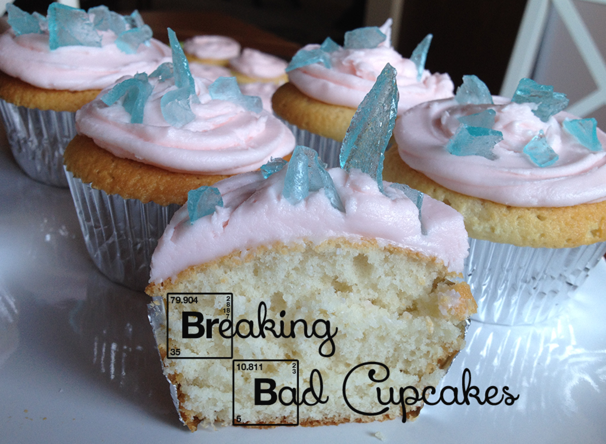 Made from Scratch Cupcakes