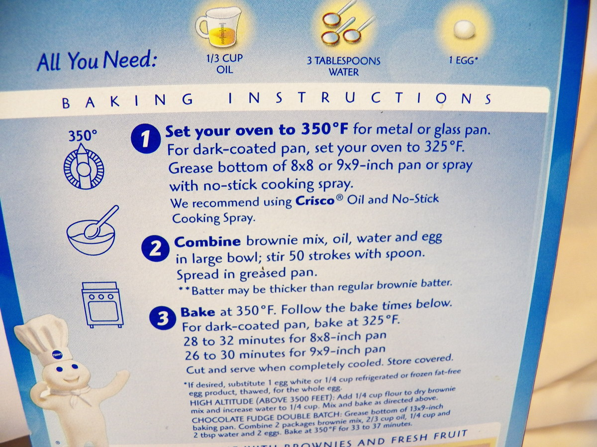 Pillsbury cake recipes