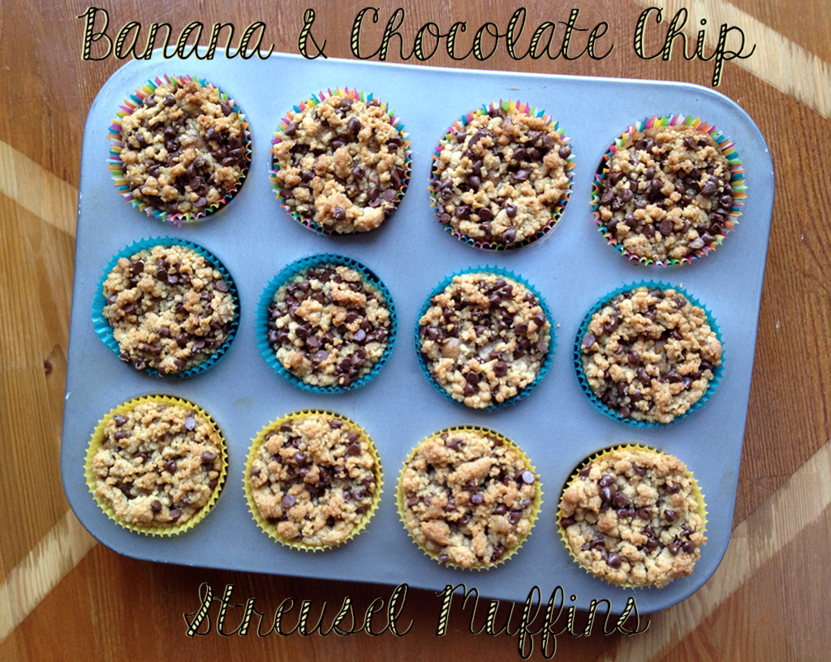 Muffin Recipes - Chocolate Chip Muffin Recipe