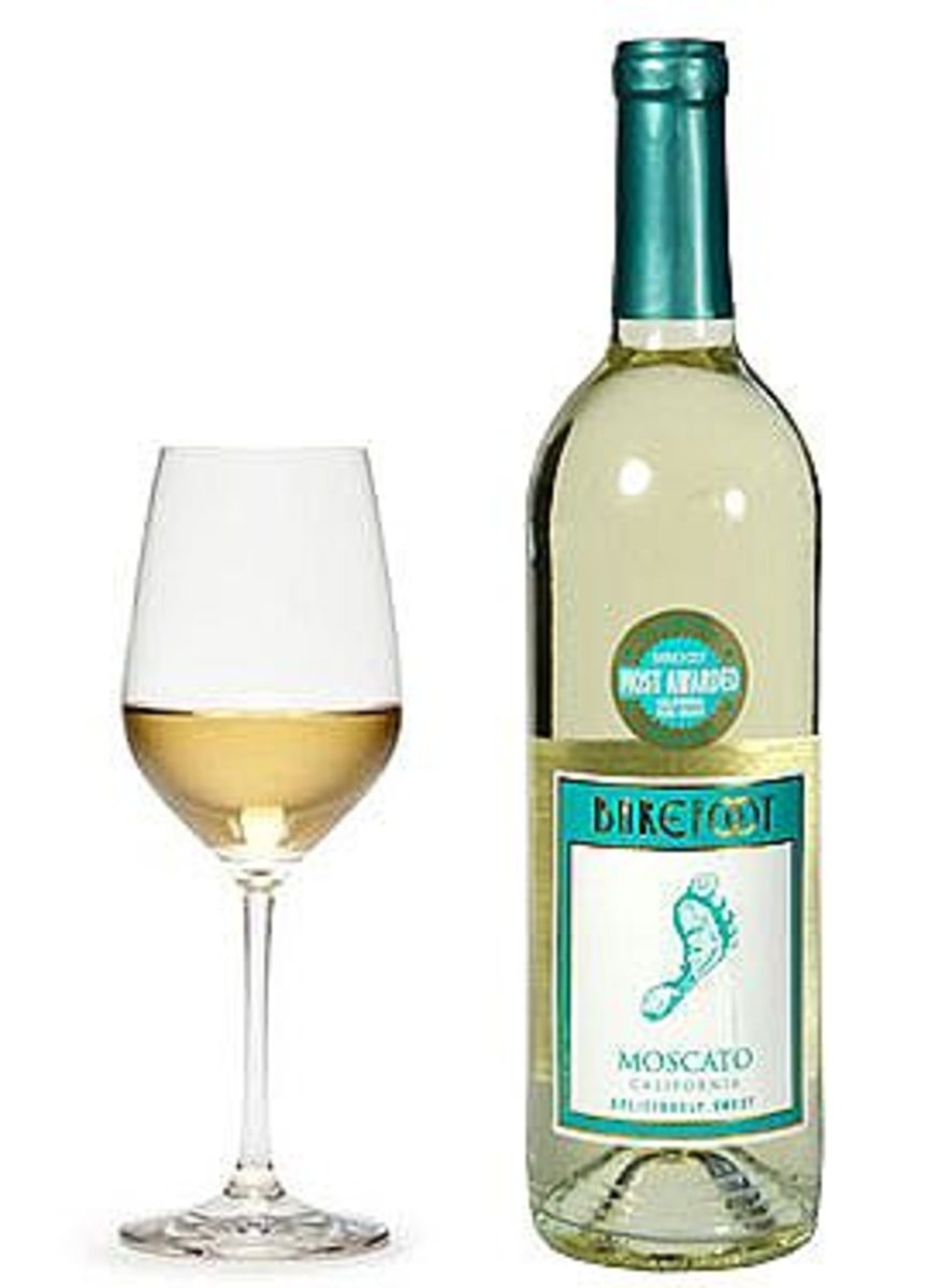 A Review Of Sweet Moscato And Riesling Wines Delishably