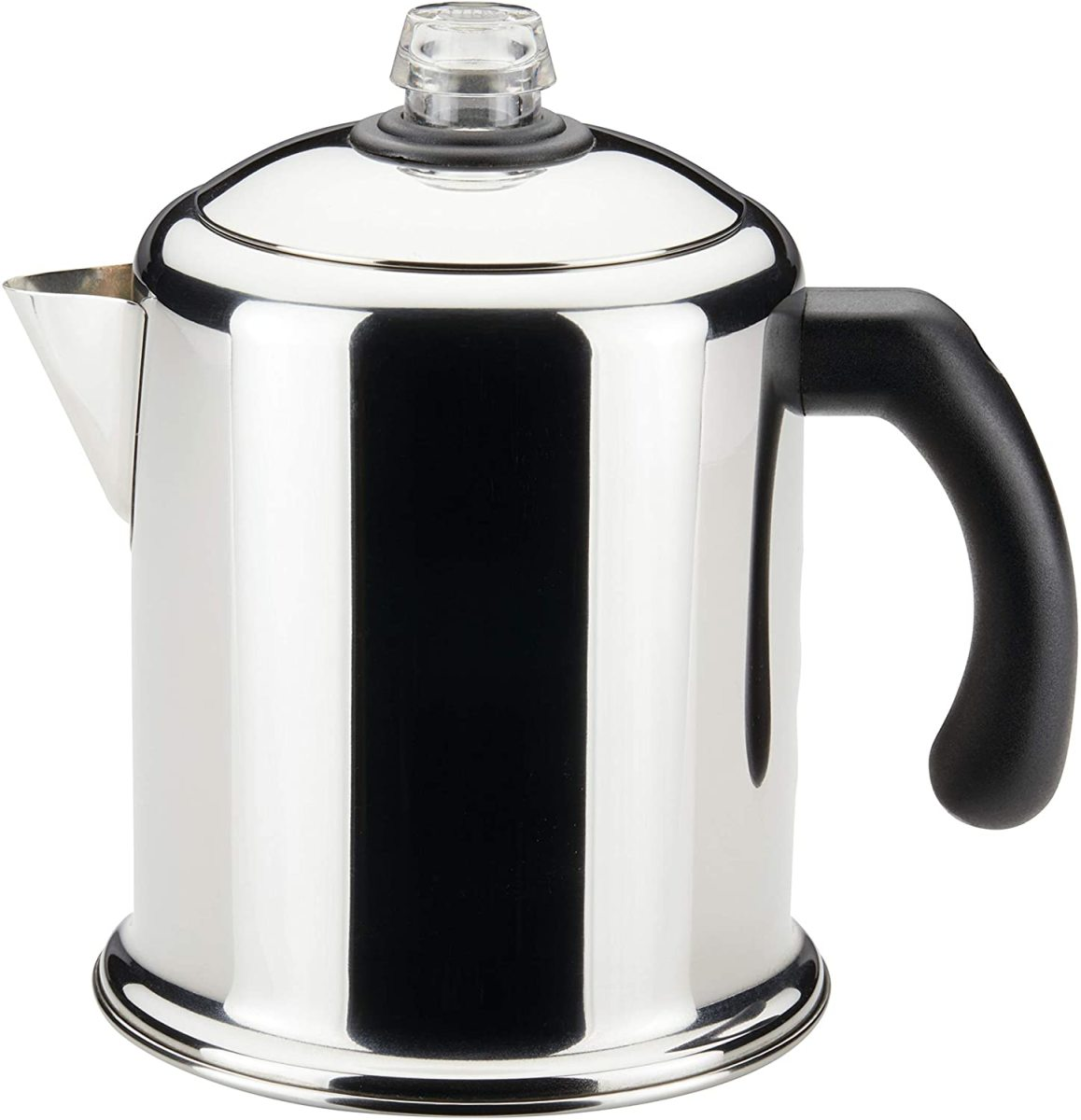 Farberware 50124 Classic Yosemite Stainless Steel uses an attractive and practical design and offers excellent value for money.