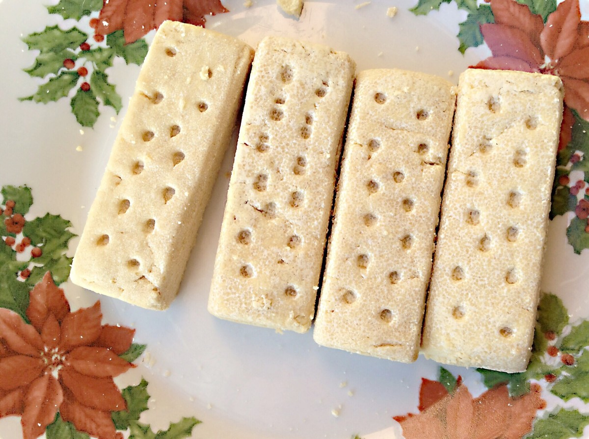 Shortbread Facts and Recipes - A Traditional Christmas Treat