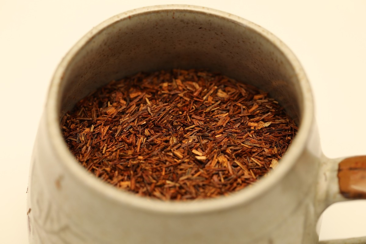 South Africa is home to a great deal of rooibos tea, which is naturally sweet, caffeine free, and contains a lot of antioxidants, as well as calcium and zinc.