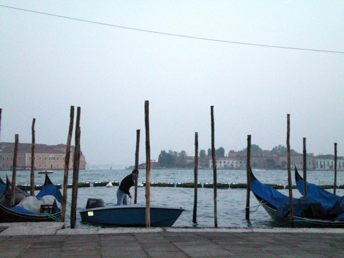 Dusk in Venice (c) A. Harrison