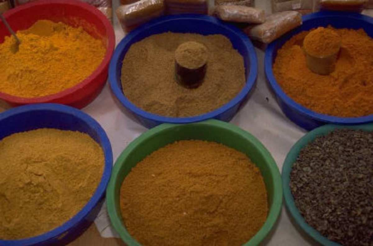 Use either fresh or tinned tomatoes which ever you have to hand. My spice mix is very important to me when I'm cooking any curry.