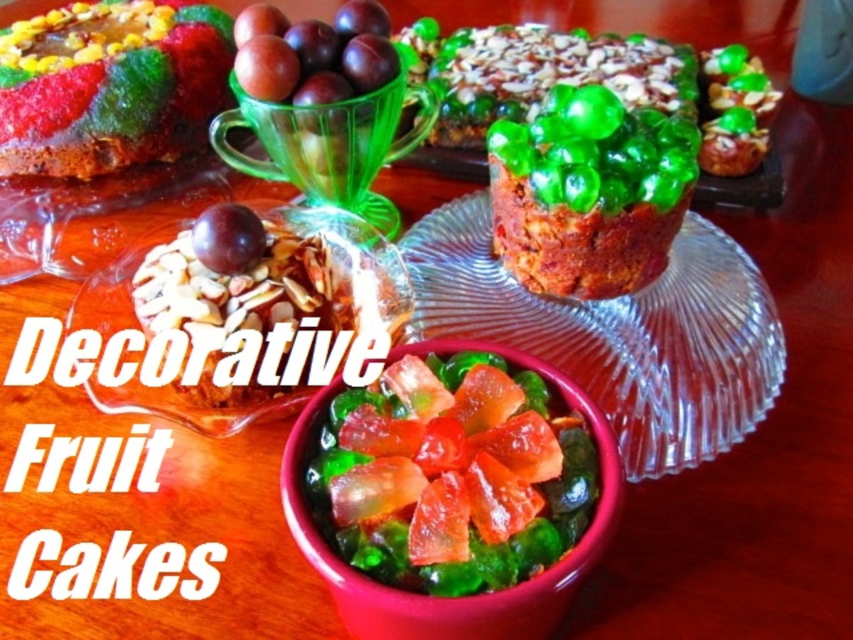 Colorful and Delicious Fruity Desserts