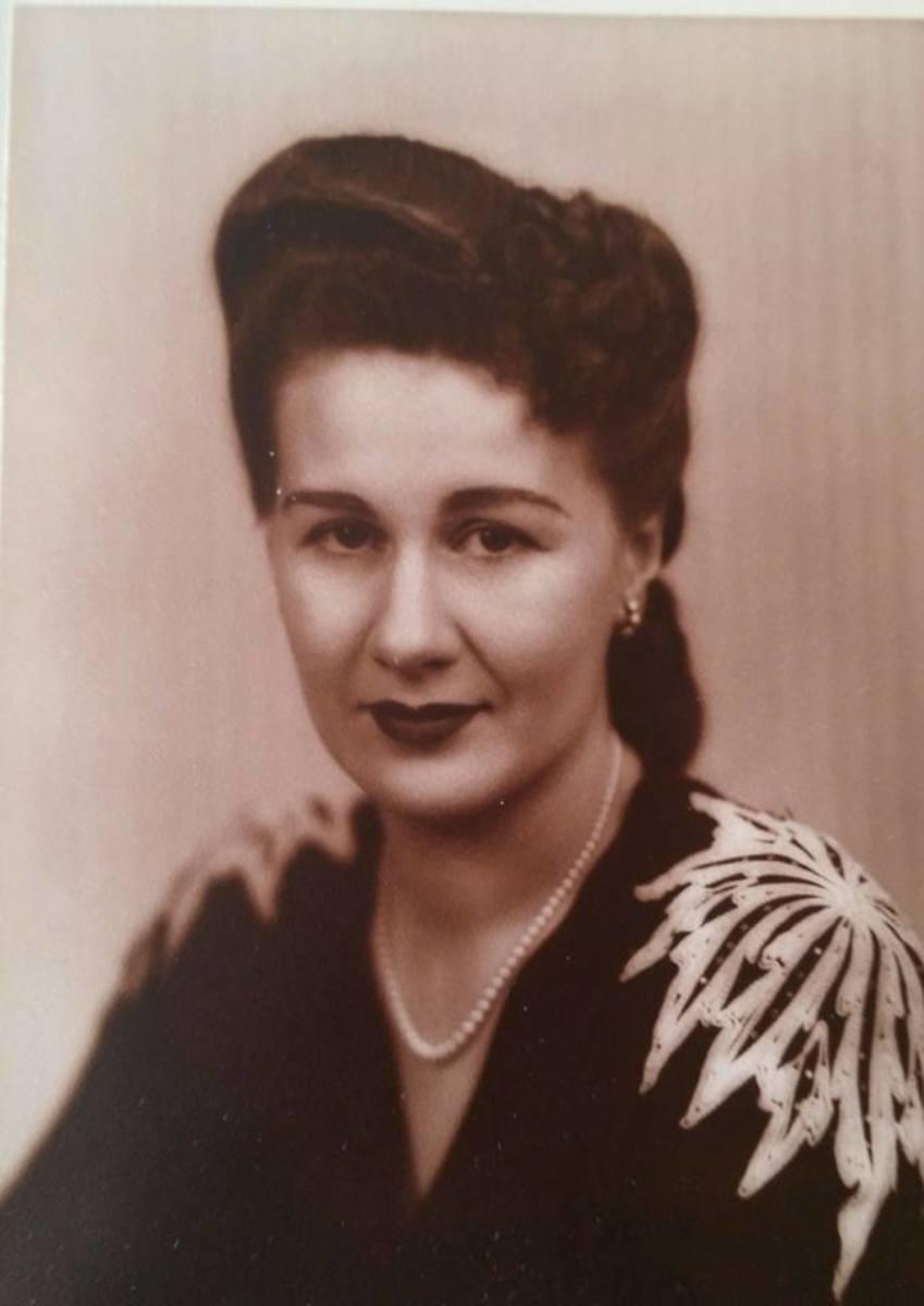 Early Photo of Billie Oakley