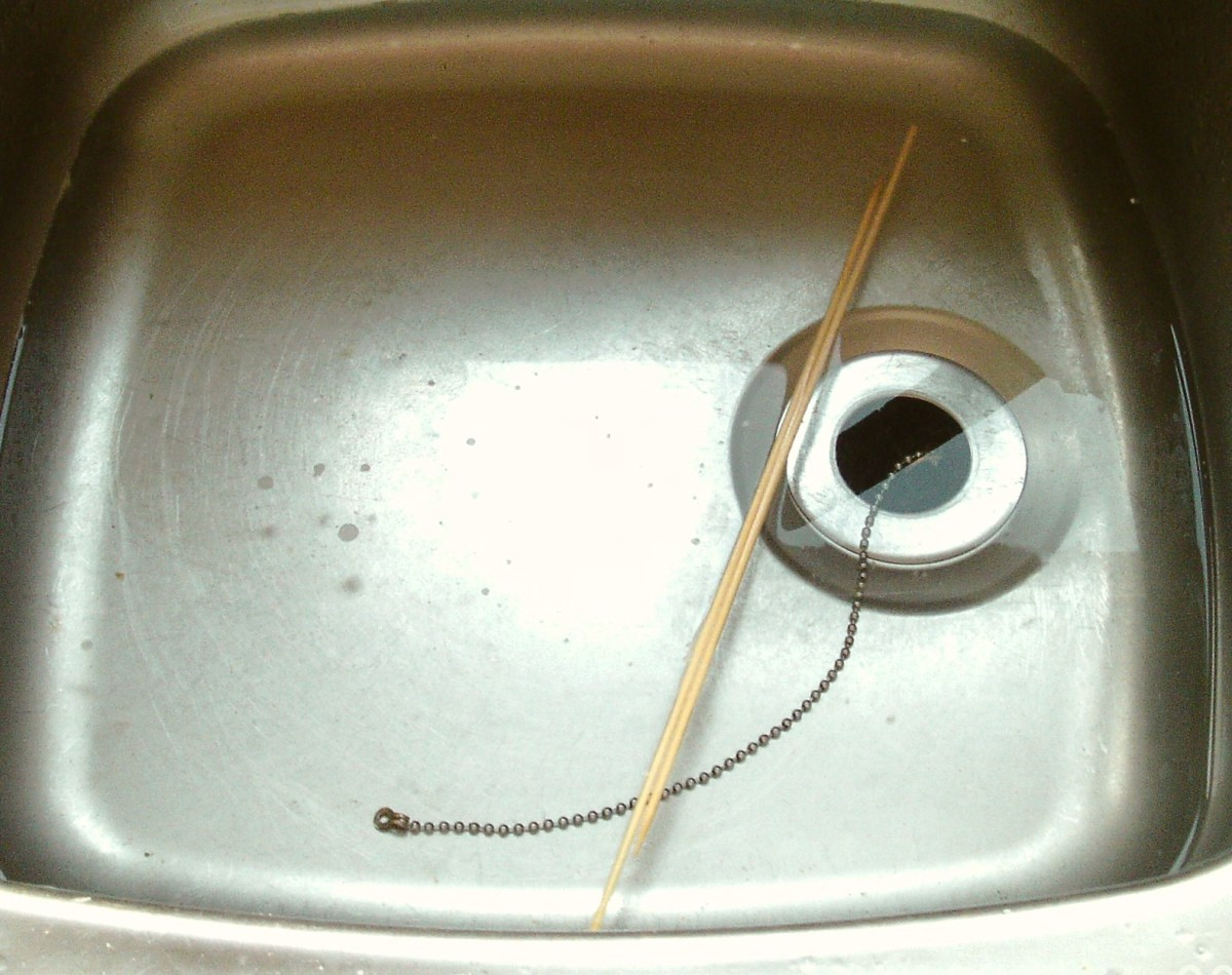 Soaking skewers in cold water