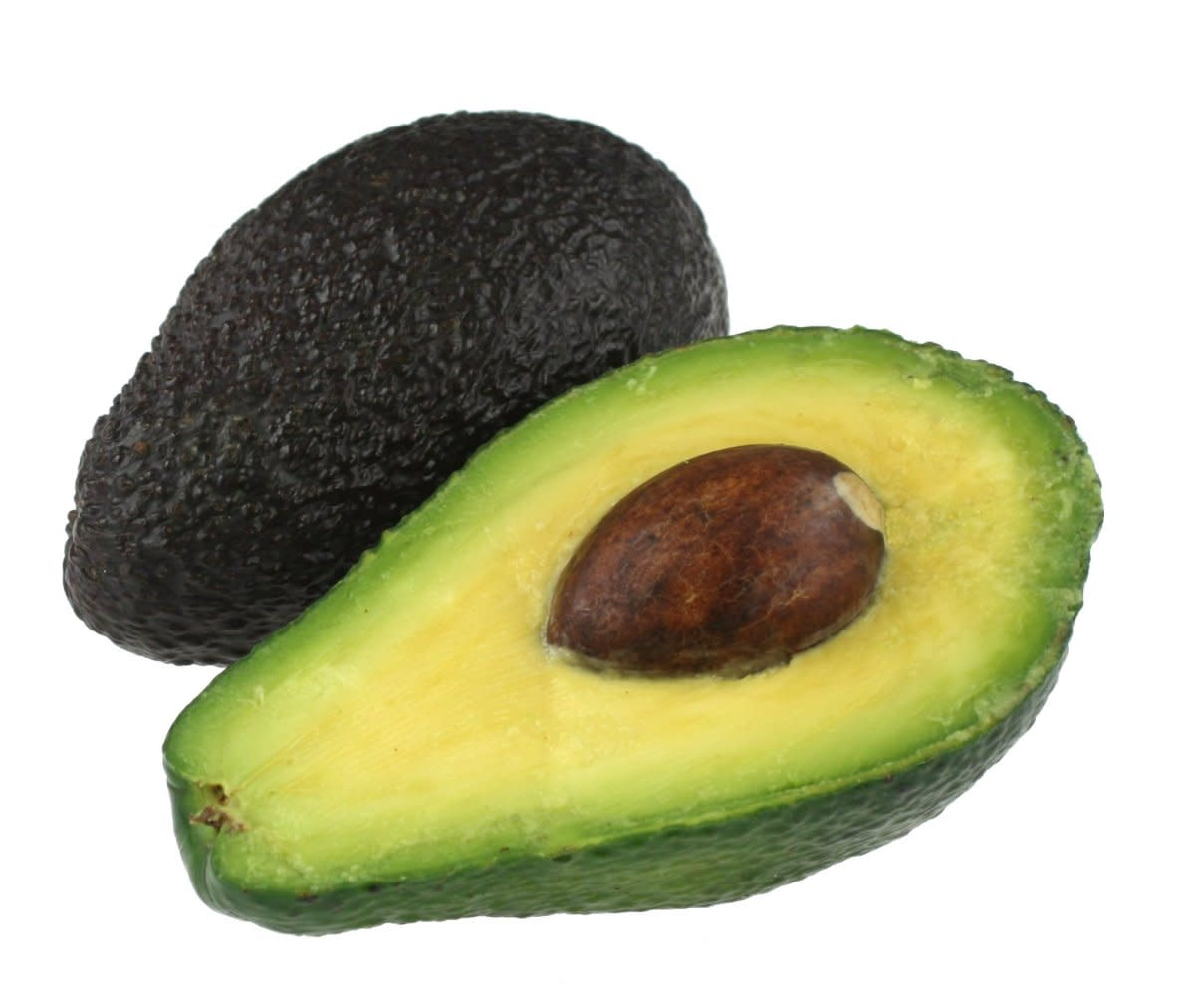 Nice ripe avocado