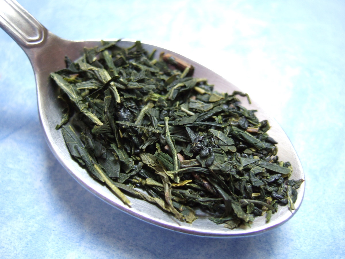 Green tea leaves are better for brewing Jun kombucha
