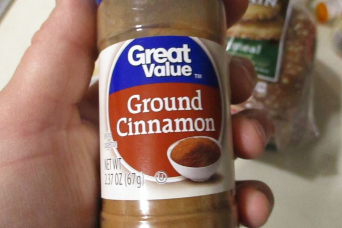 Add cinnamon.