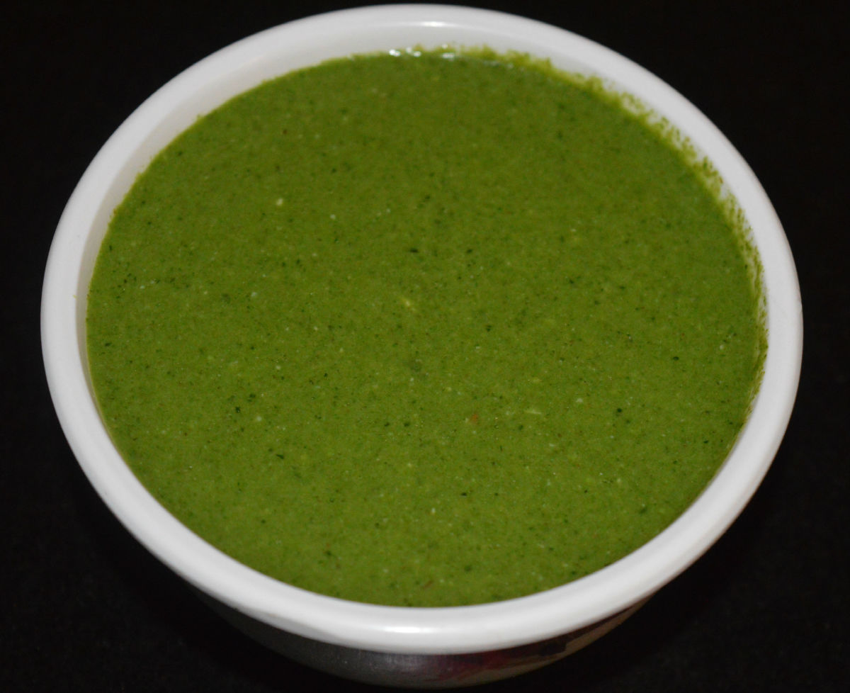 This beverage made from moringa leaves is very nutritious