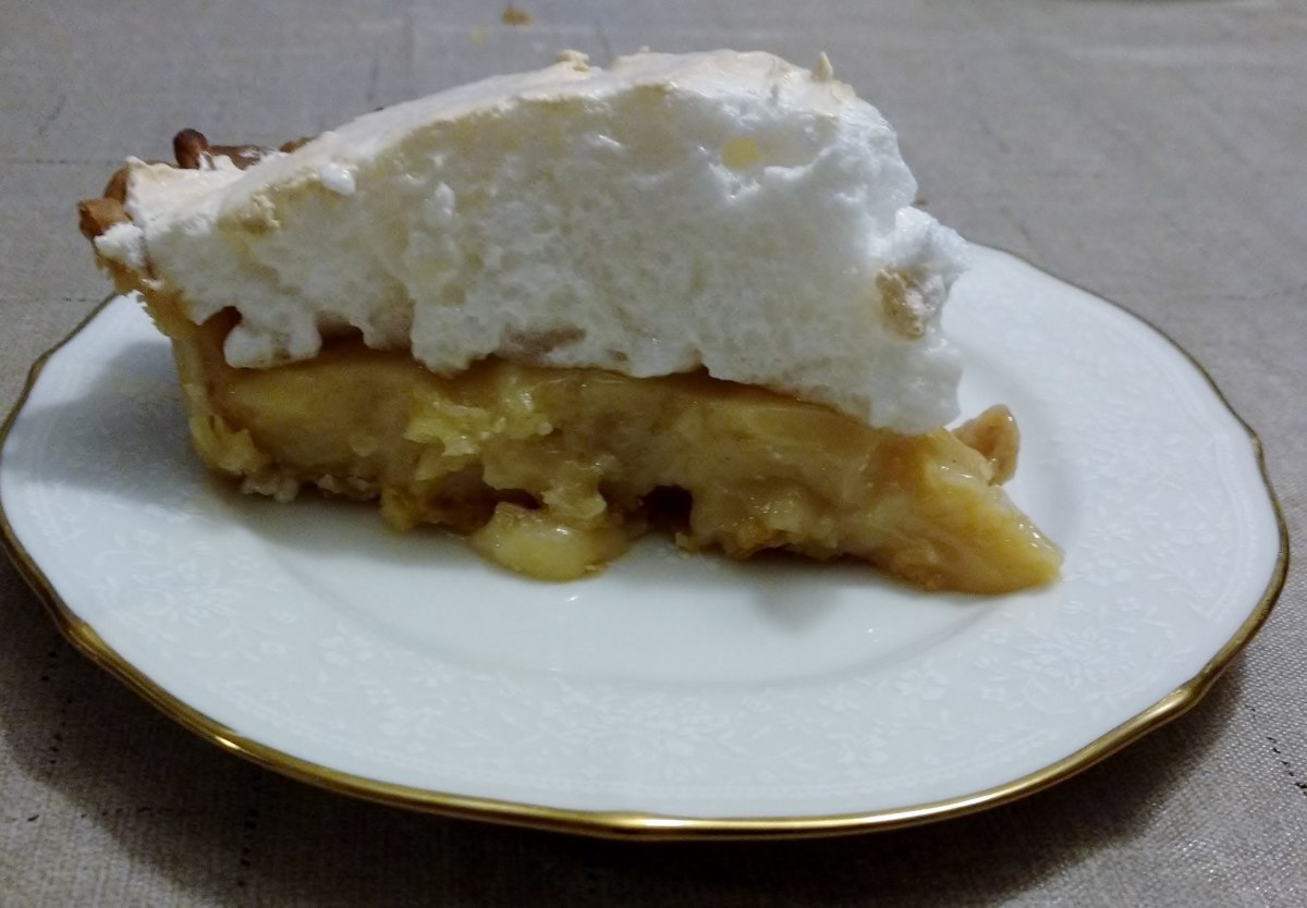 Aunt Ethel's Caramel Pie, Through Granny Duncan (Mary Lavonia Magdelene)