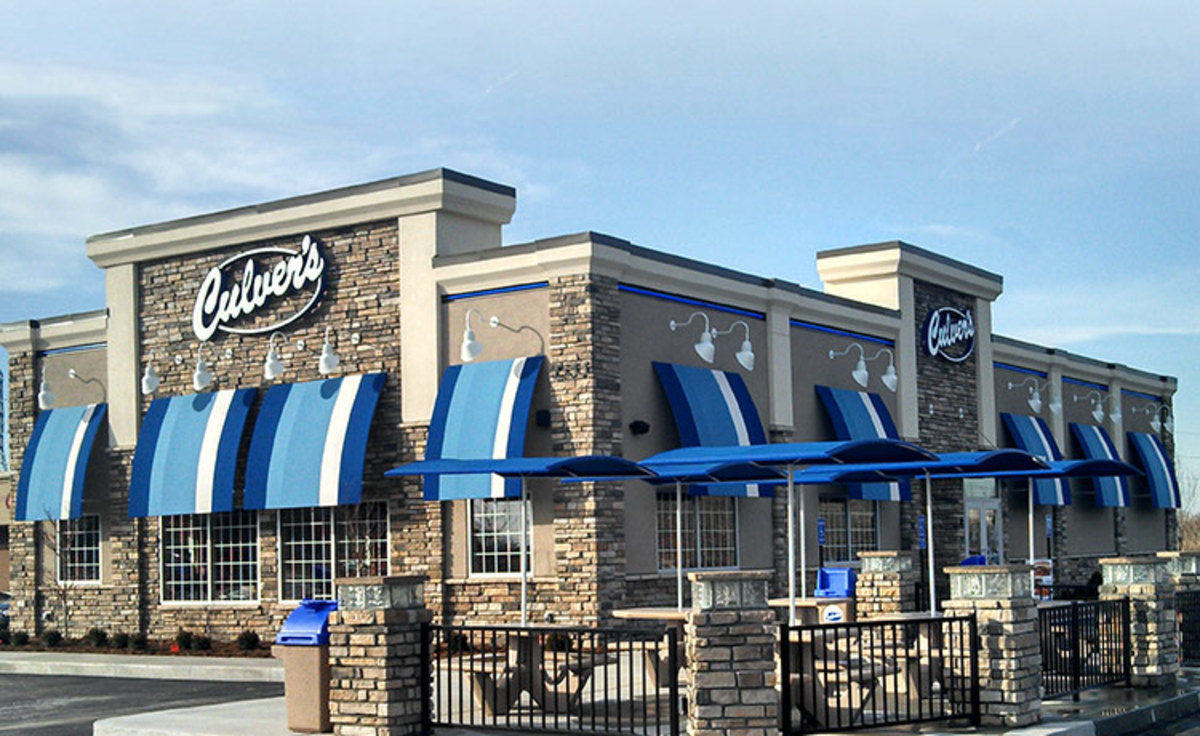 I love you, Culvers, and I'm not afraid to say it.