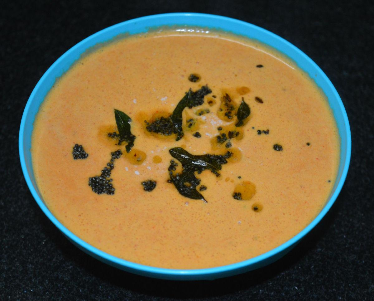 ginger-garlic-and-yogurt-raita-or-ginger-garlic-beverage