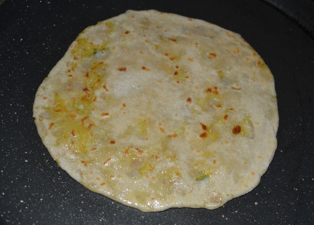 raw-banana-paratha-recipe