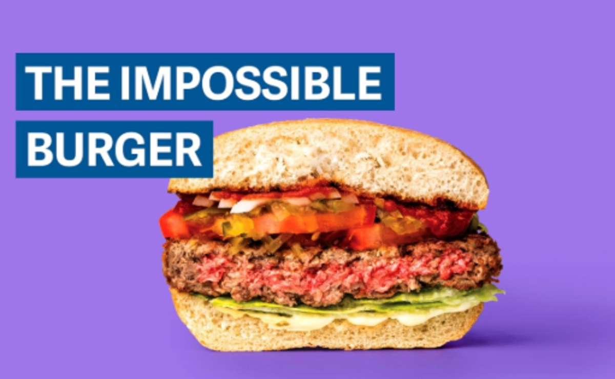 The Impossible Burger.