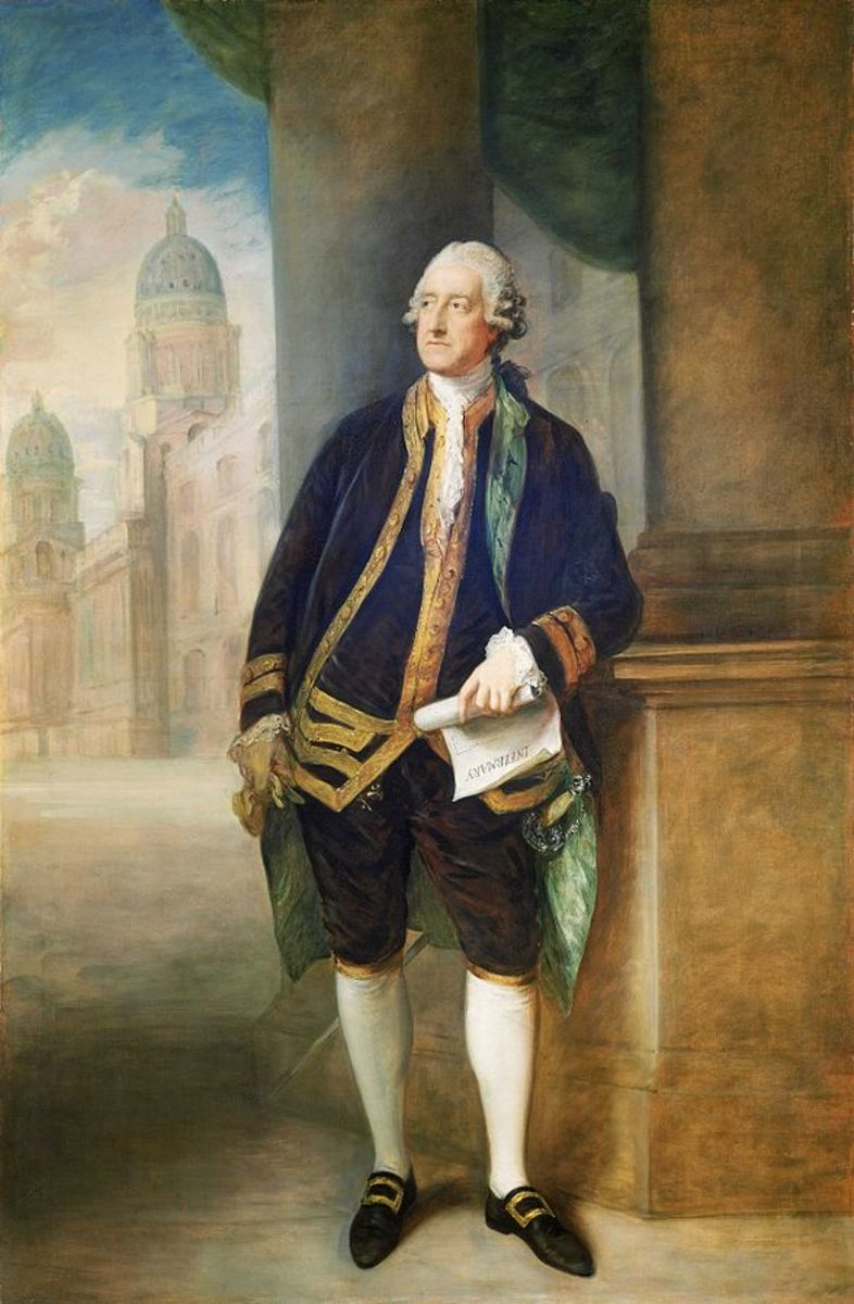 The Fourth Earl of Sandwich