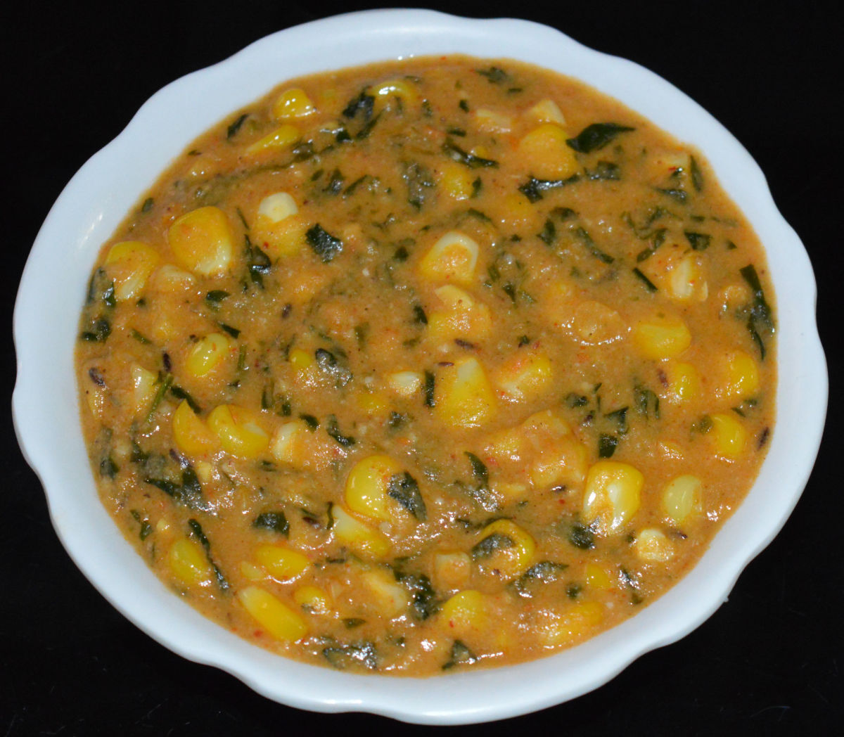 Serve this curry hot with chapati, roti, paratha, poori, or rice. Enjoy the taste!