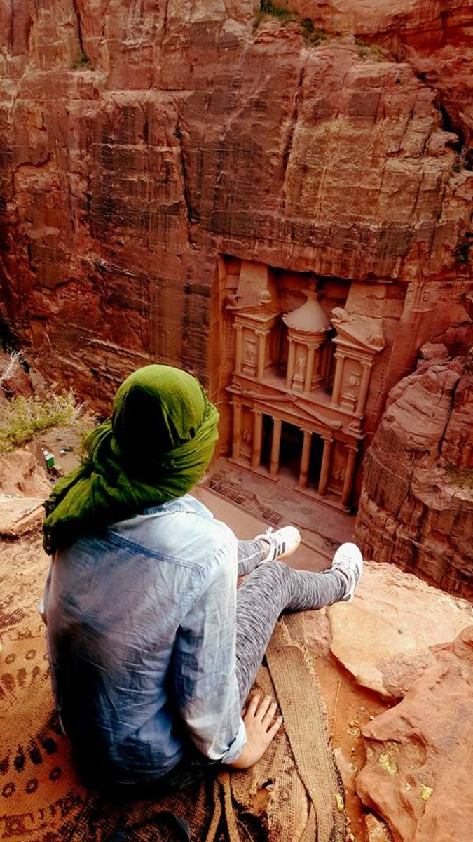 Petra from another angle.