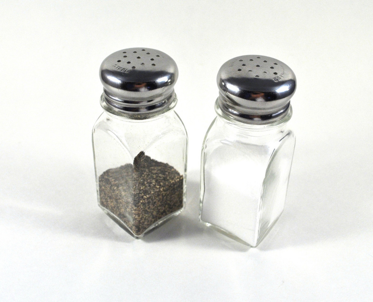 "When someone says, ""Pass the salt, please"" you should pass both the salt and the pepper."