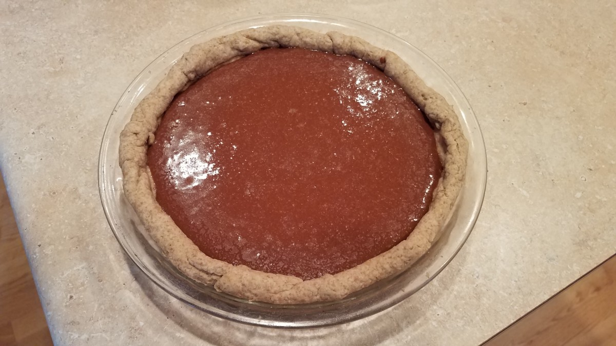 creamy-clean-eating-chocolate-banana-pie