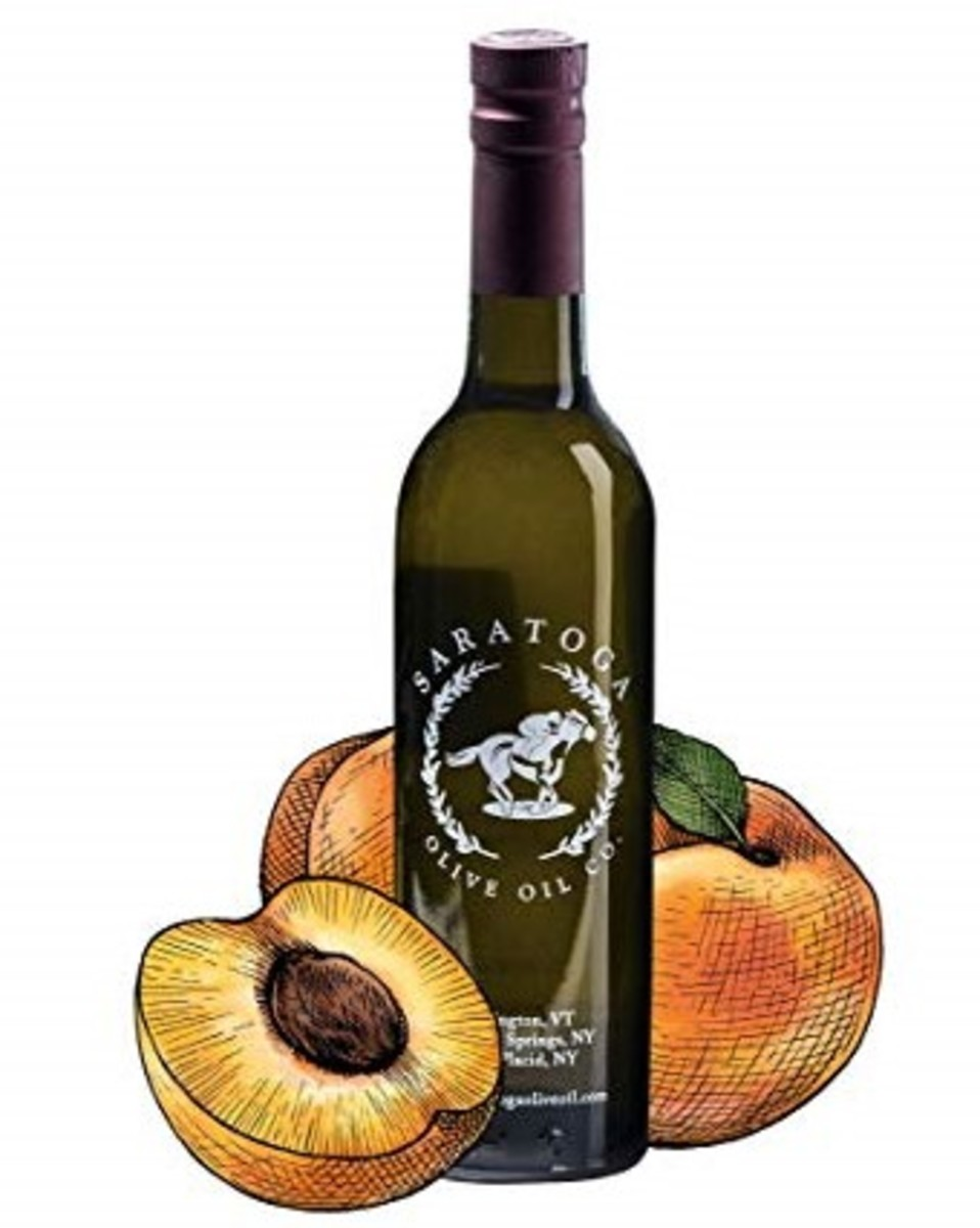 Apricot white basalmic vinegar works well as a lemon substitute in sauces and condiments.