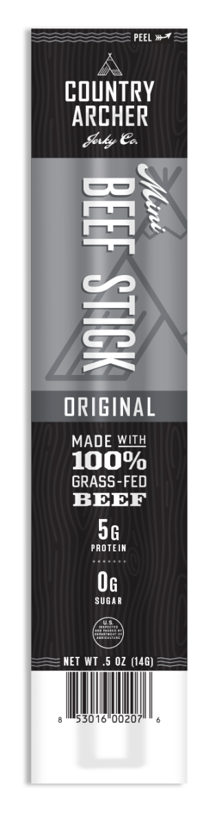Country Archer beef sticks