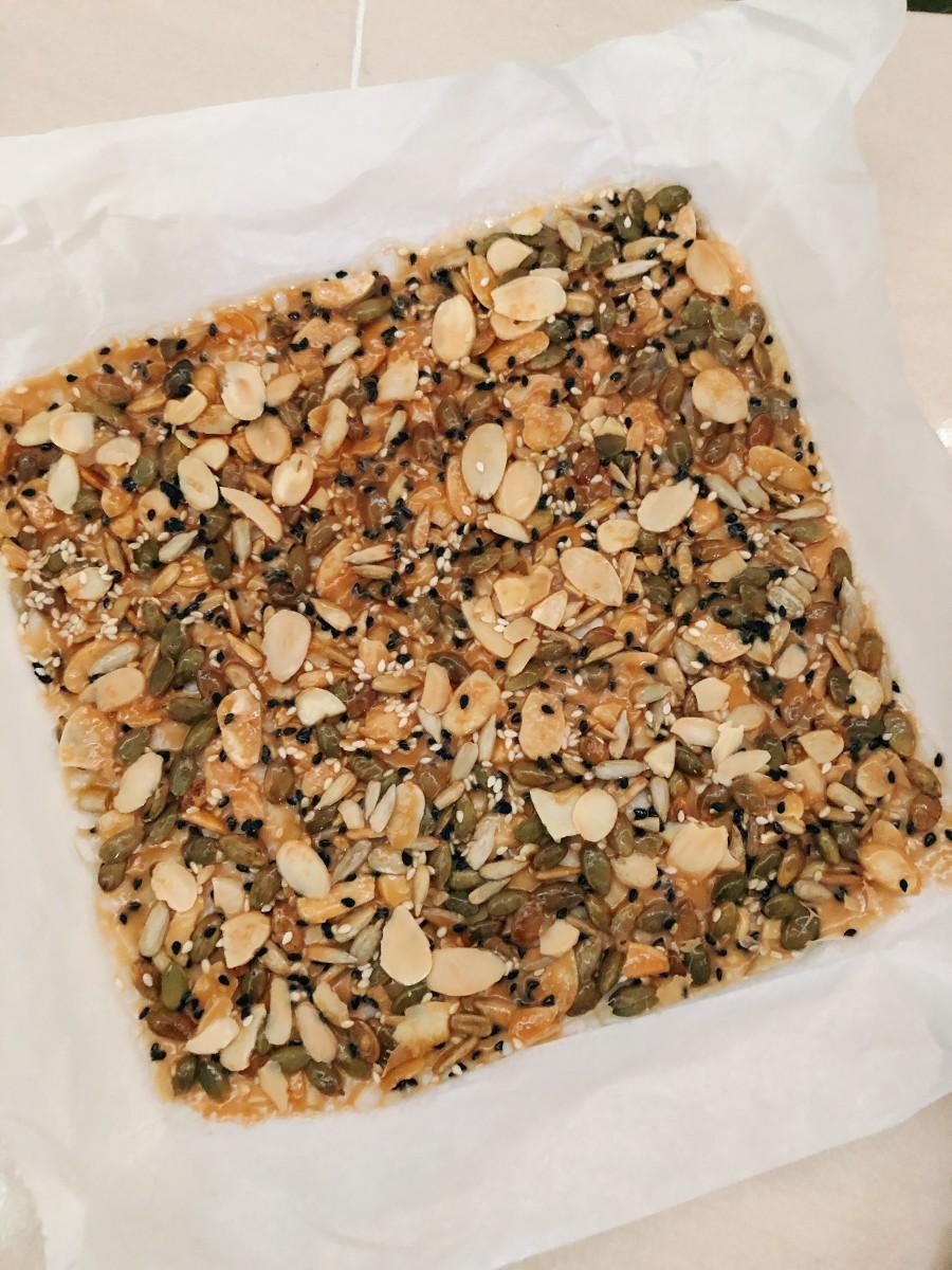 Bake for 10 minutes, or until golden brown.