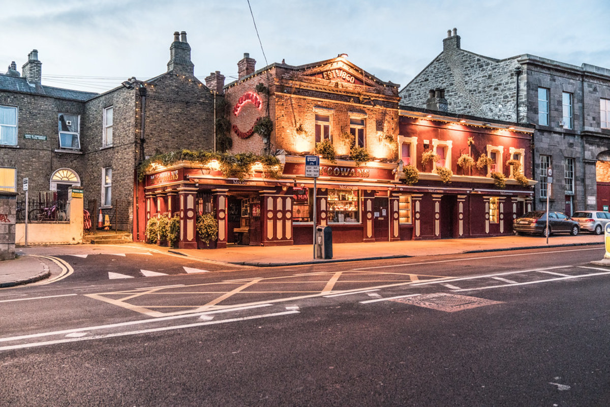 McGowan's of Phibsboro celebrated its 70th anniversary in 2019