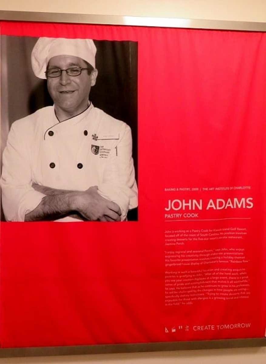 Chef John Adams