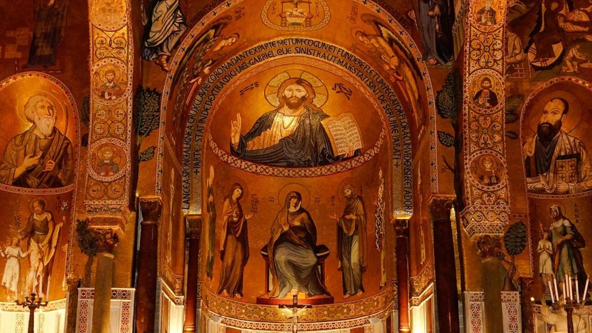 A church in Sicily