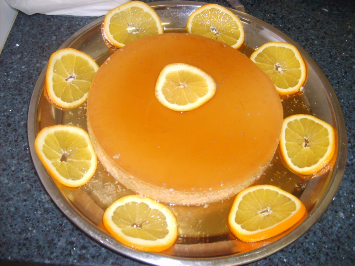 If you don't have a llanera you can use a regular flan or custard pan.