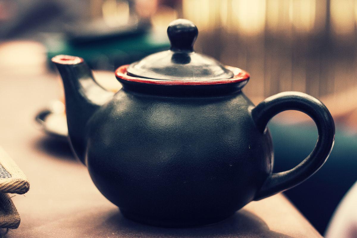 Teapots fit for a tea party.