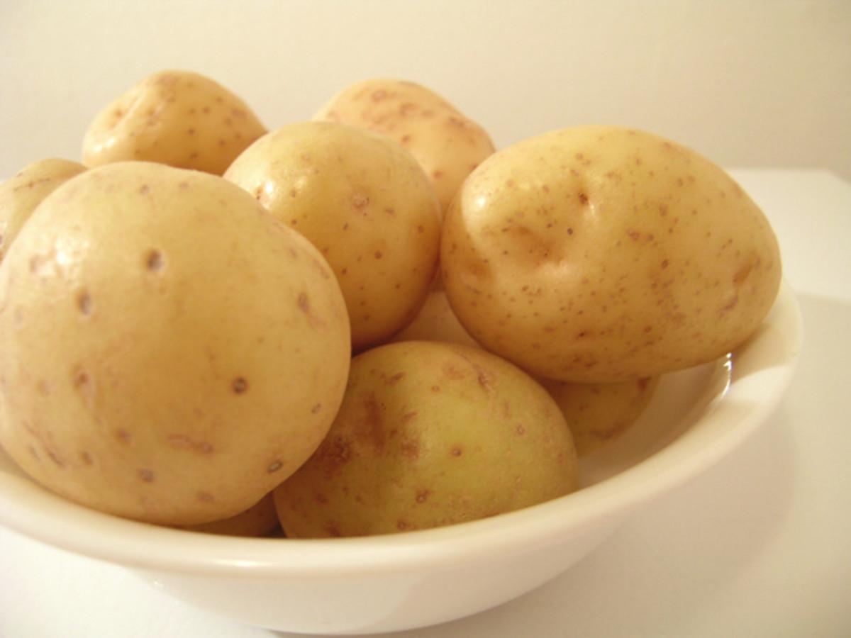 Image: Potatoes