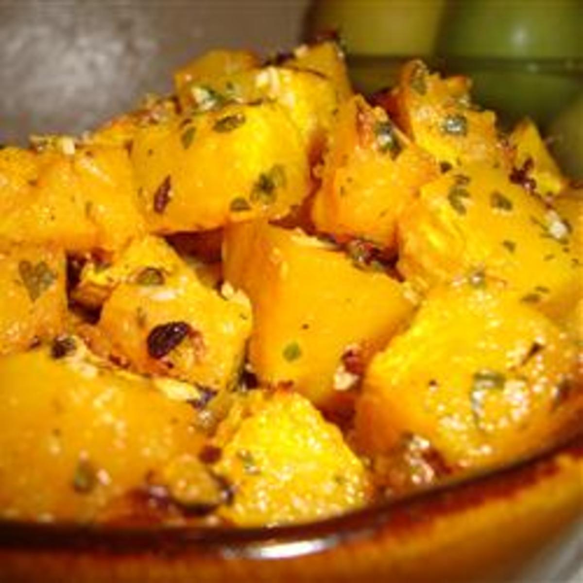 Garlic Butternut Squash