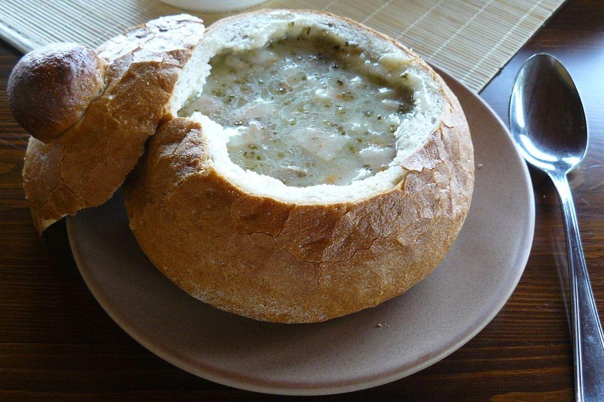 White Borscht Zur
