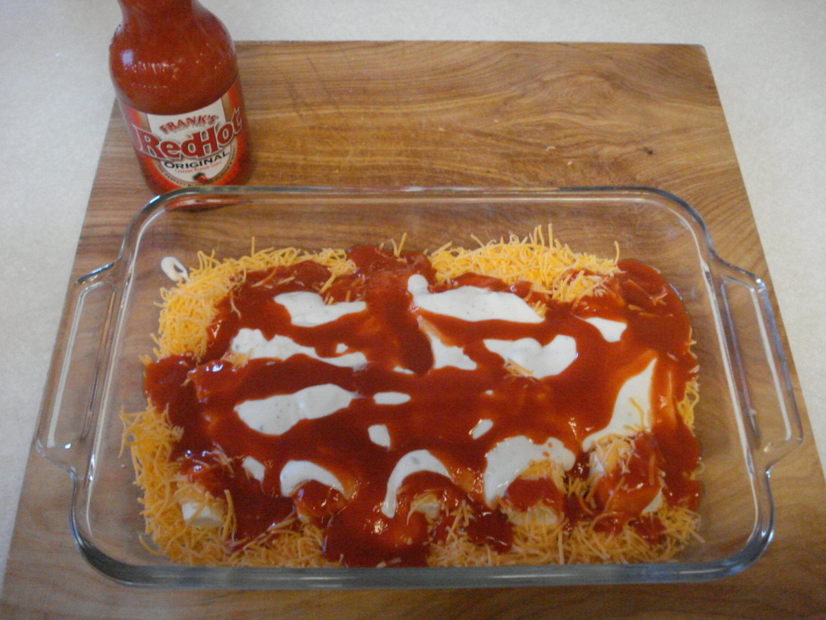 Red hot and ranch