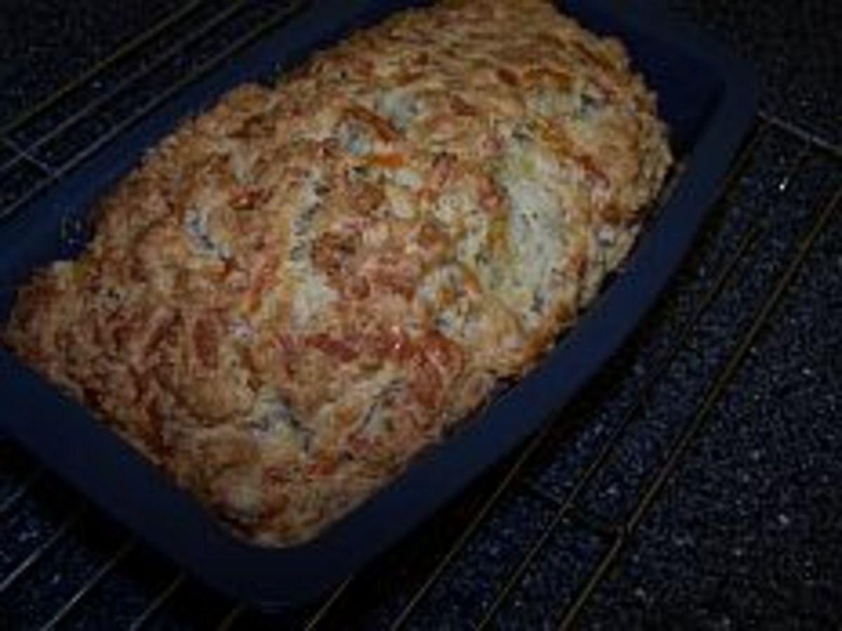 Easy Cheese & Oregano Bread
