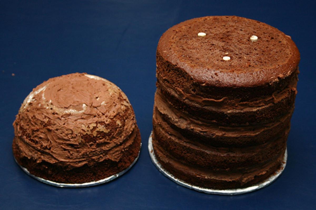 How To Make A Star Wars Cake Delishably