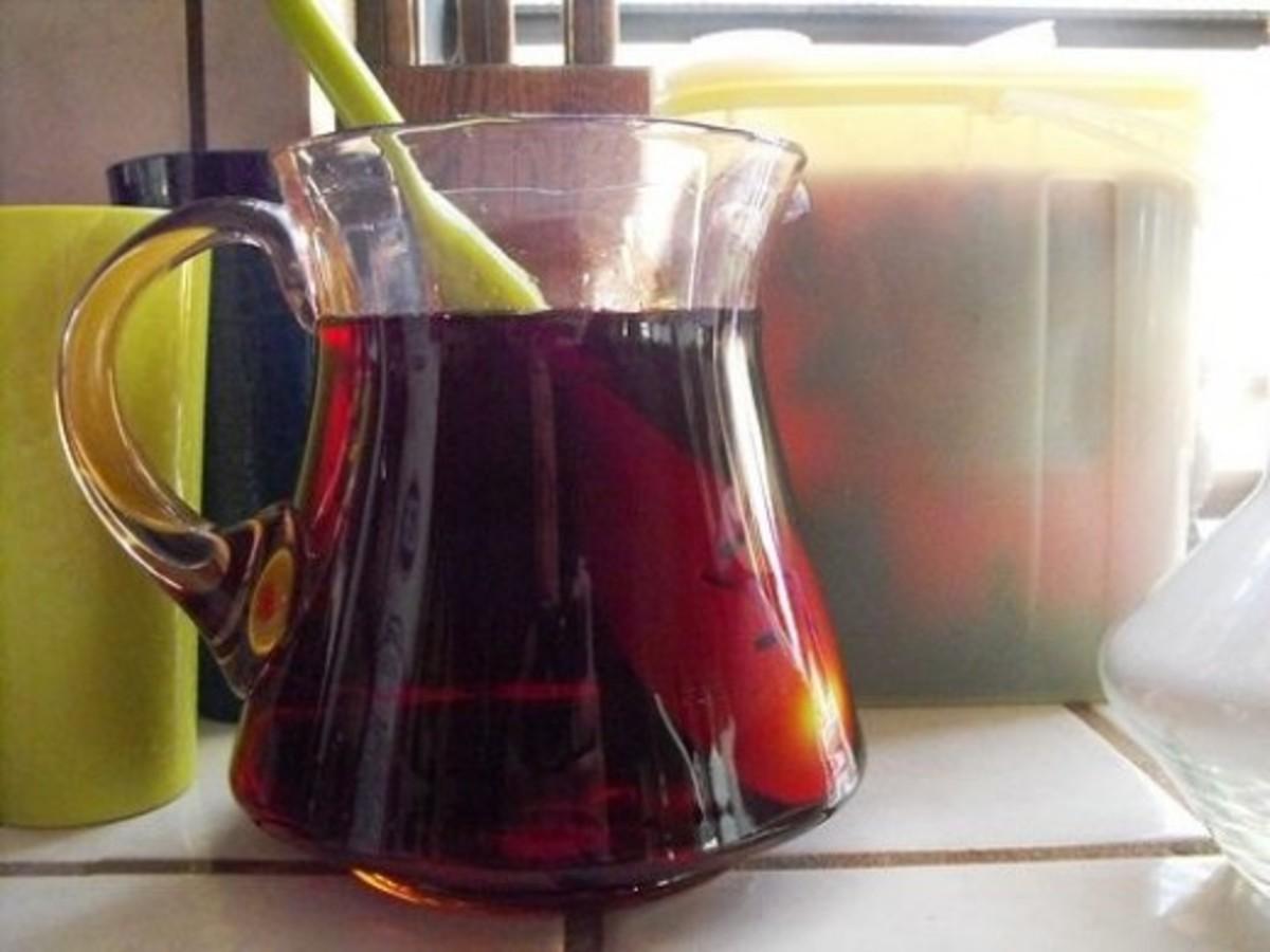 Mexican Jamaica Tea