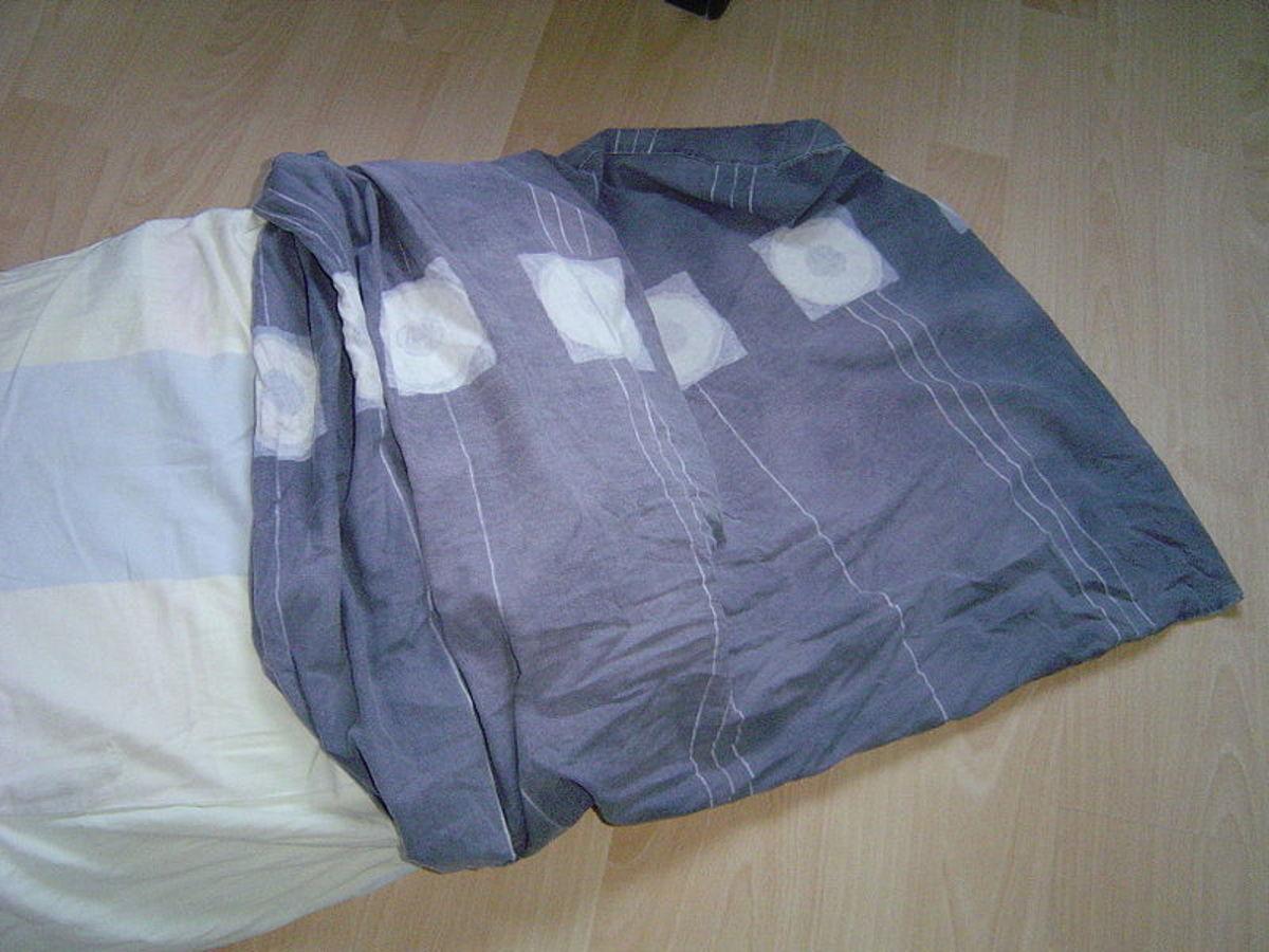 A Lucky Pillow Case?