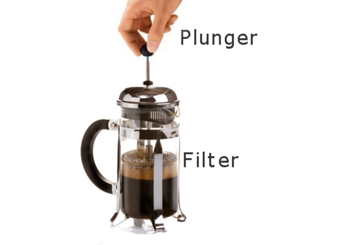 Coffee Brewing With A French Press Is Gentle Affair You Add Ground And Hot Water To The Pot Allow It Brew For Three Or Four Minutes