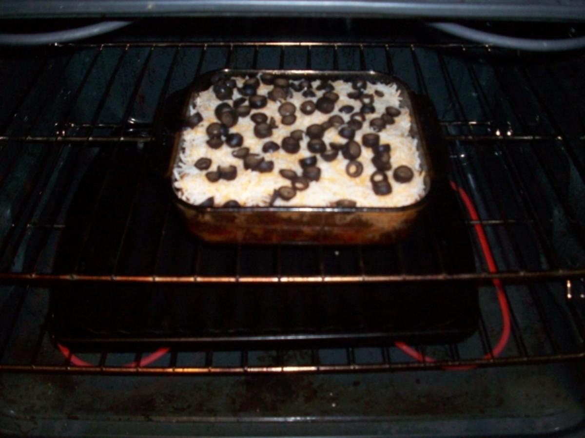 Bake the Enchilada Casserole