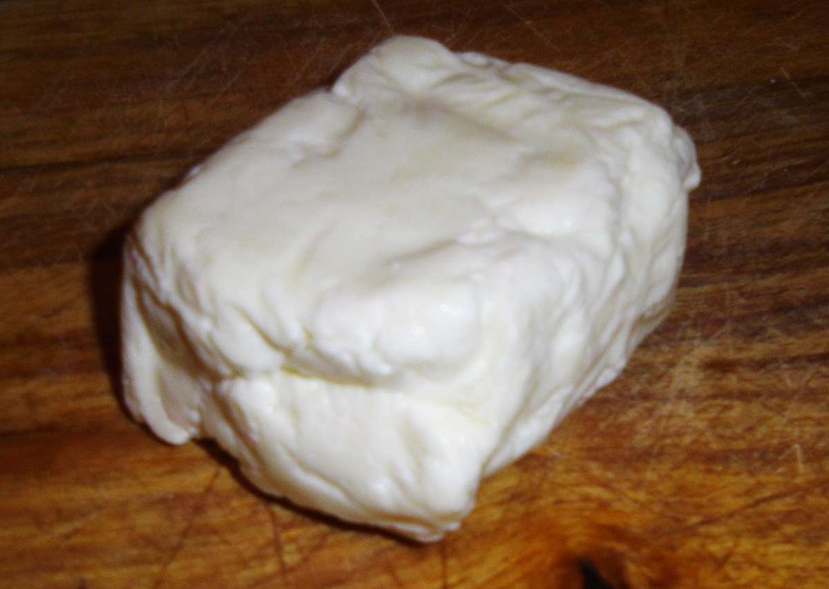 Block of Halloumi Cheese