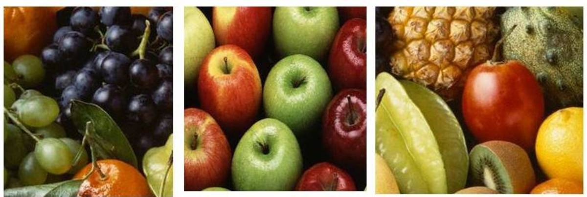 Fresh fruit makes a nutritious, low-kilojoule breakfast food or snack and often provides much needed dietrary fibre.