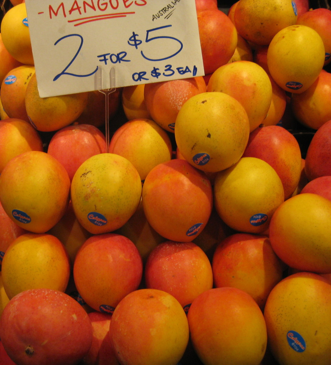 List Of Different Kinds Fruits
