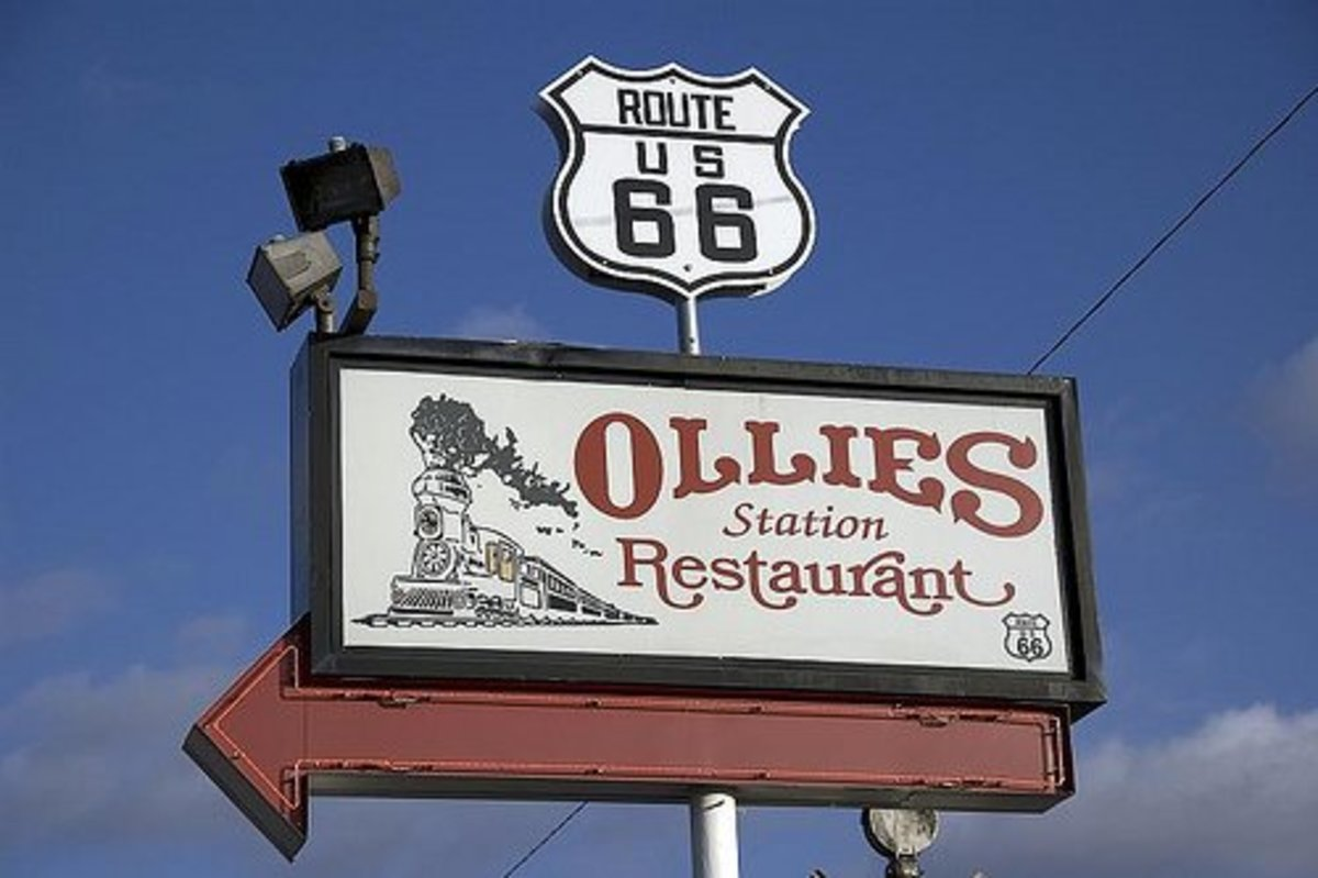 Tulsa Restaurants: Ollie's Station Restaurant