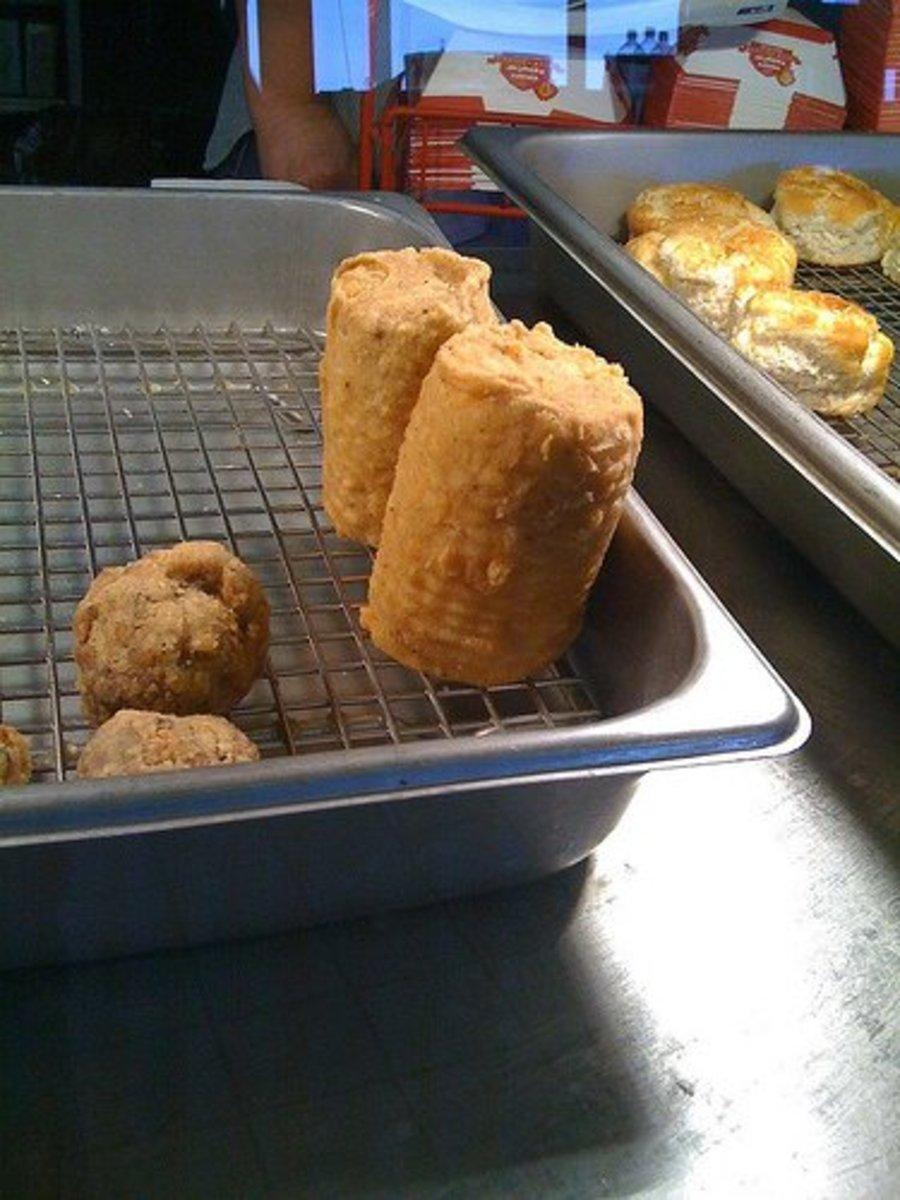 batter-fried corn