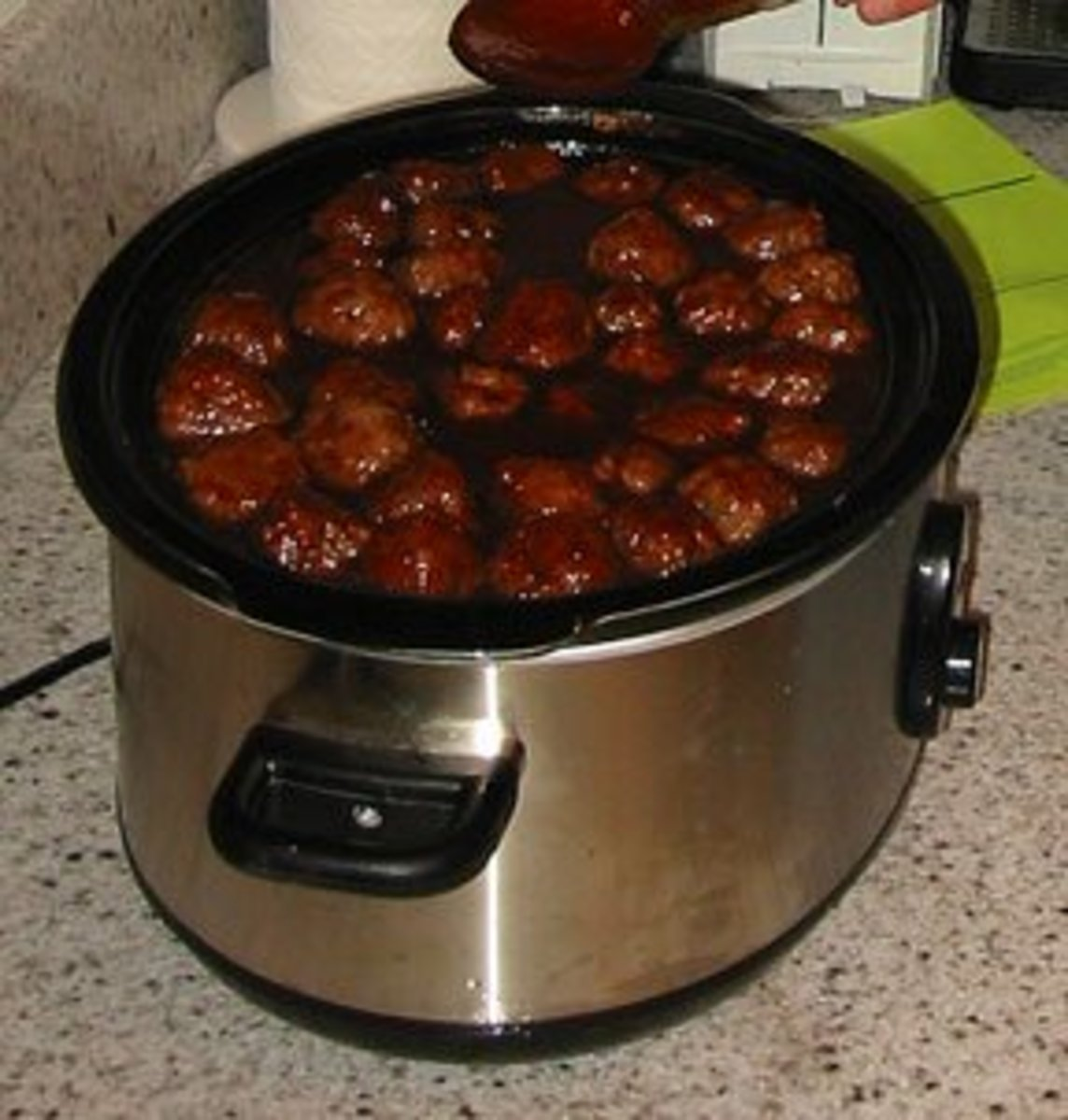 Crock-Pot Meatballs